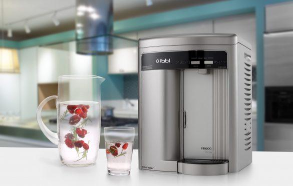 Purificador de água IBBL FR600 Expert prata