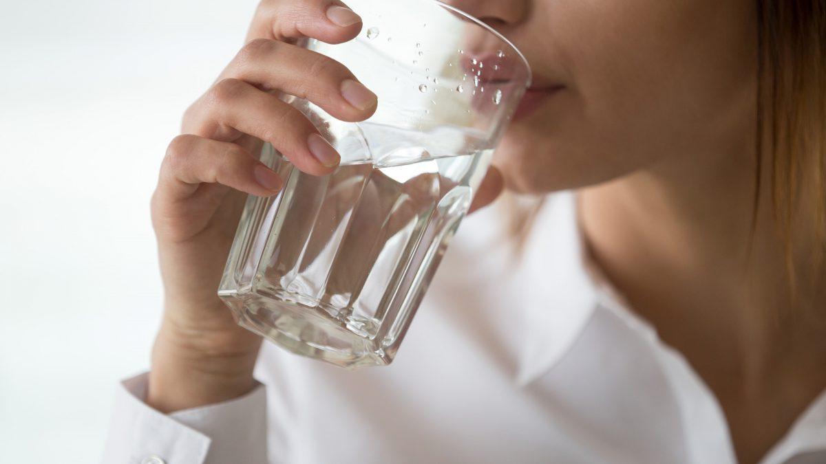 Quanta água beber por dia?