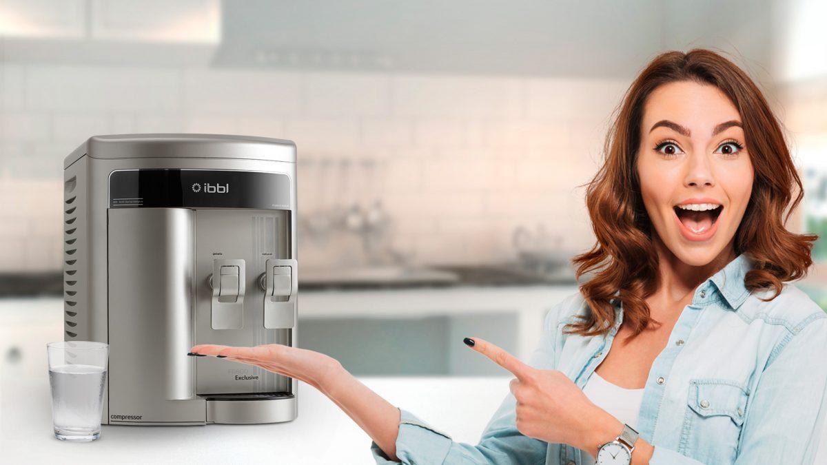 4 motivos para você investir em um purificador de água