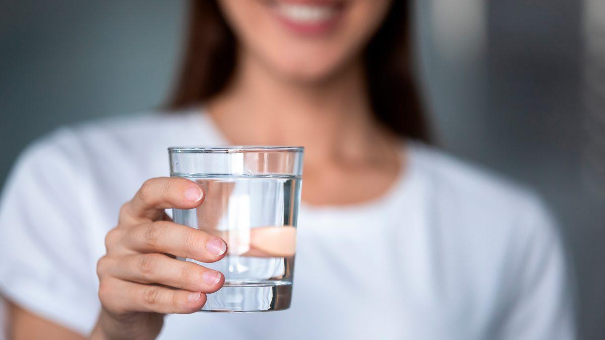 O papel da hidratação para prevenção da contaminação viral