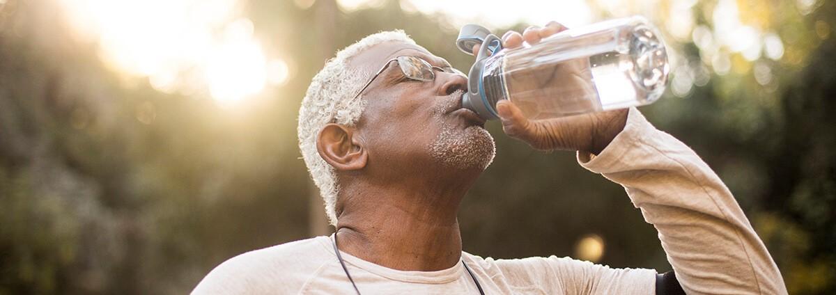 Porque água é essencial para um forte sistema imunológico