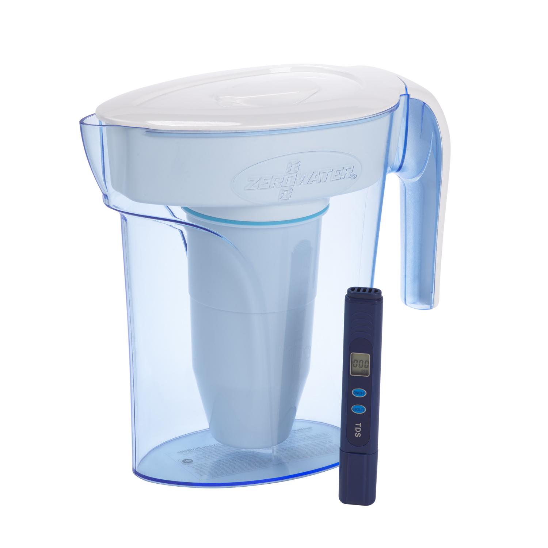 Jarra purificadora Zero Water Culligan