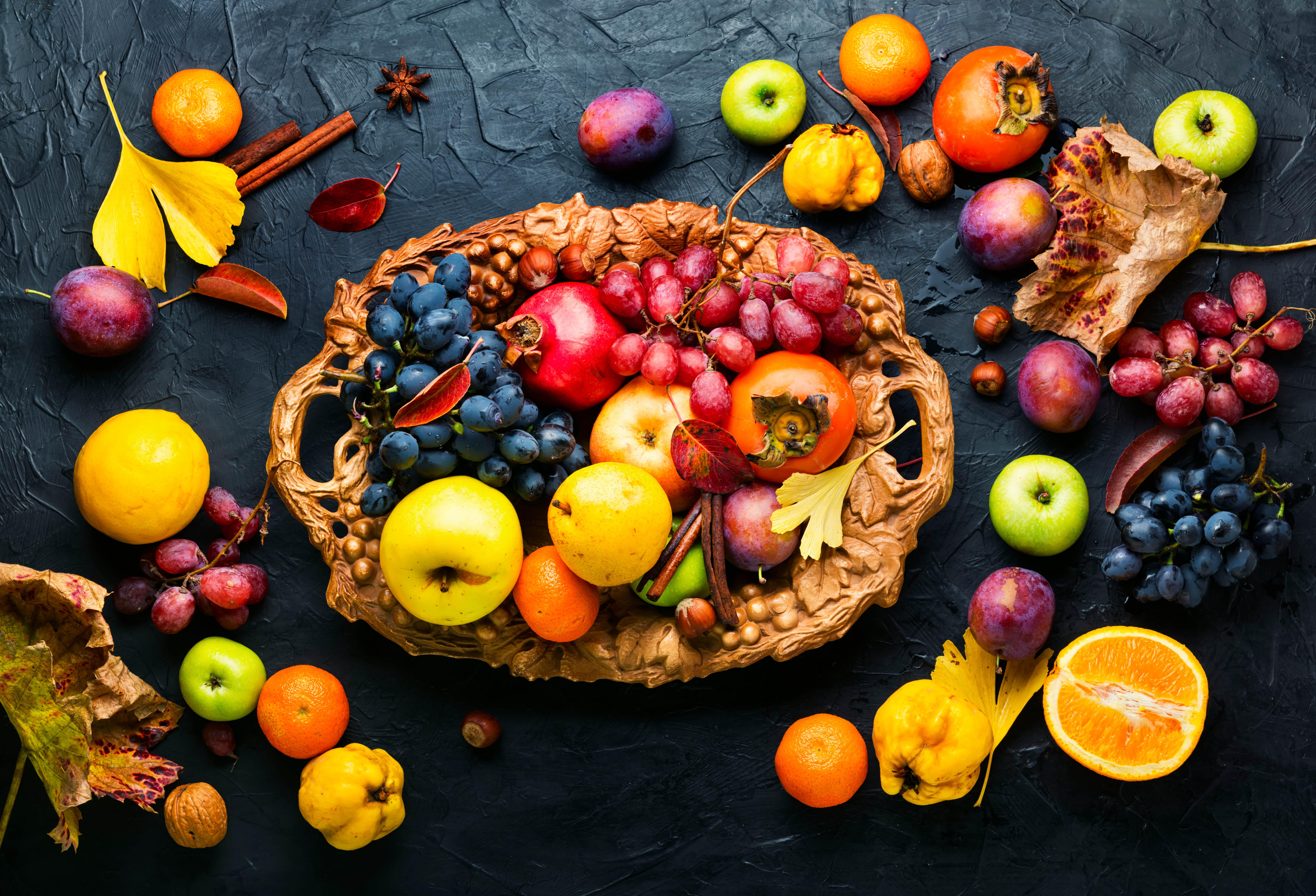 Receitas para aproveitar as frutas da estação